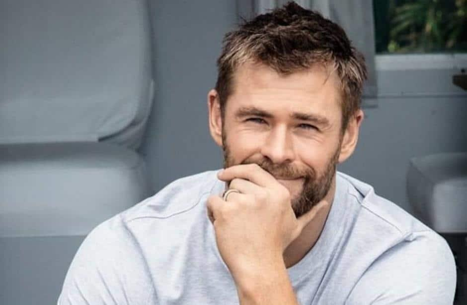 Chris Hemsworth ´robó´ el martillo de Thor