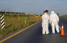 Muere tras accidente en carretera a Saltillo