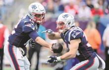 Tom Brady sigue dando partidazos