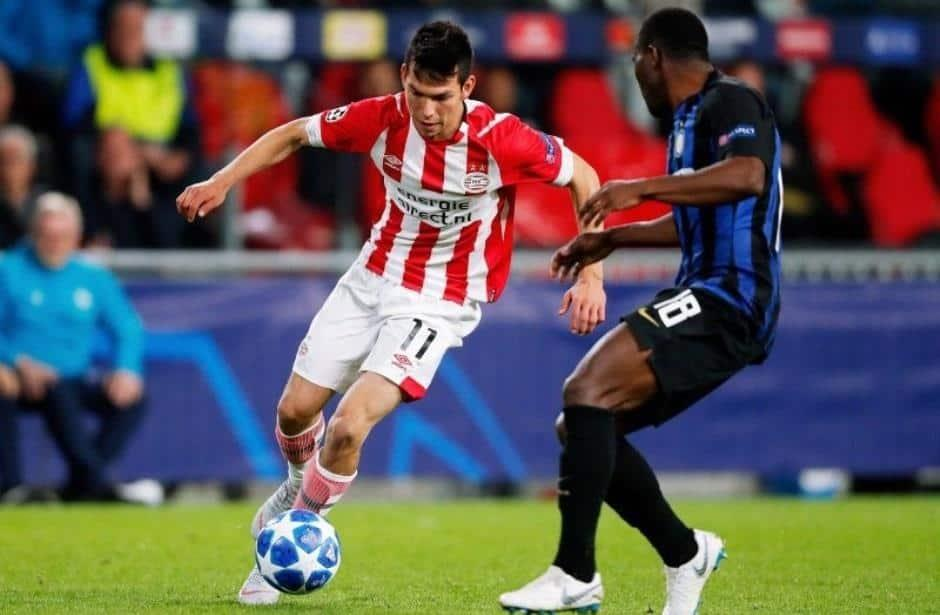 Ver en VIVO PSV vs Inter por la Champions League