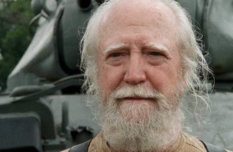 Muere actor de ´The Walking Dead´