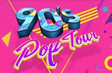 Regresa 90s Pop Tour a Monterrey