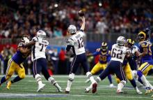 Super Bowl de pocas acciones en Atlanta