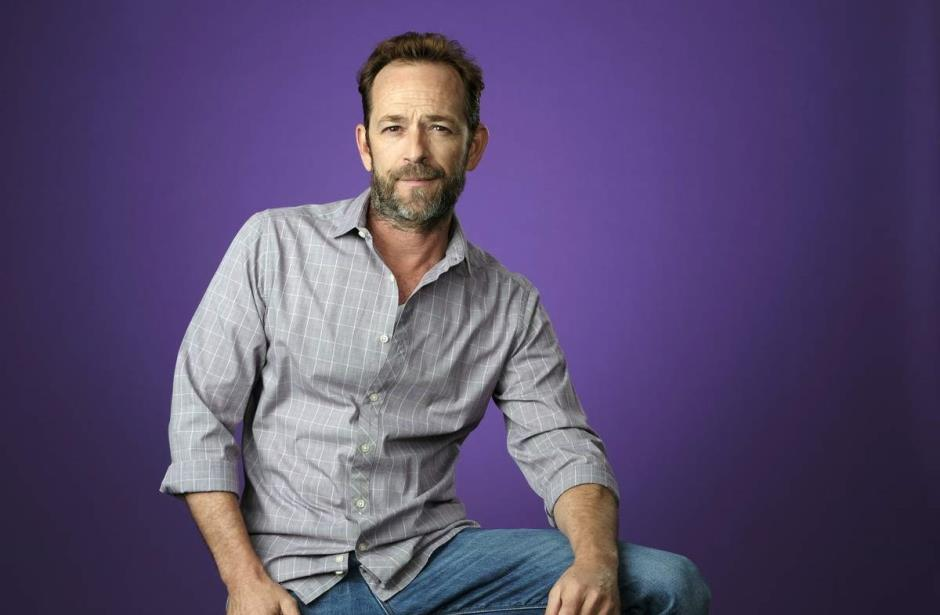 Muere Luke Perry