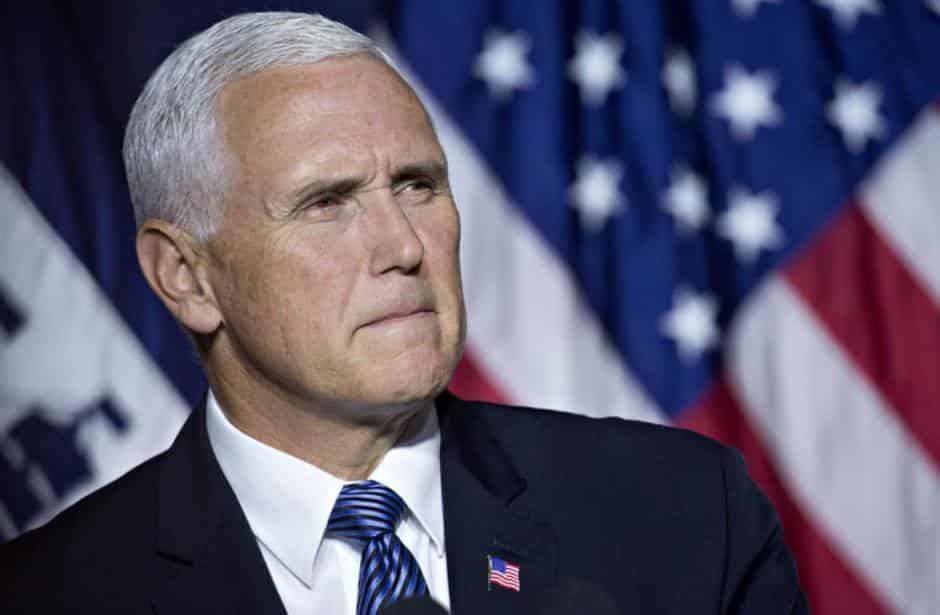 Pide Mike Pence a latinos apoyar a Donald Trump
