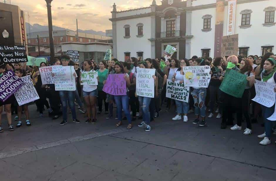 Demandan aborto legal, seguro y gratuito