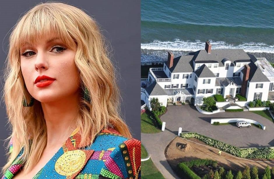 Arrestan a fan por entrar a casa de Taylor Swift