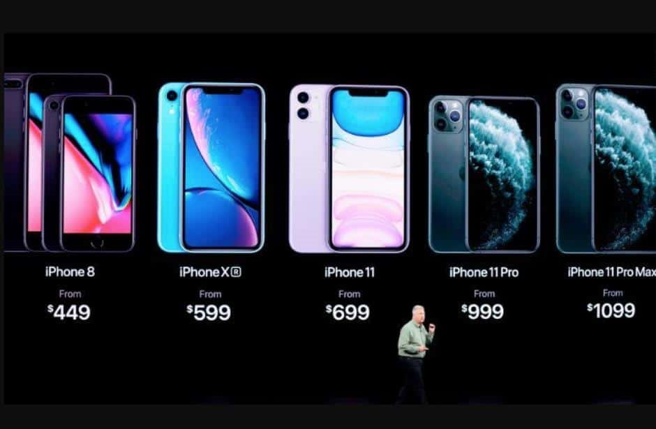 Apple busca recuperar el trono con iPhone 11