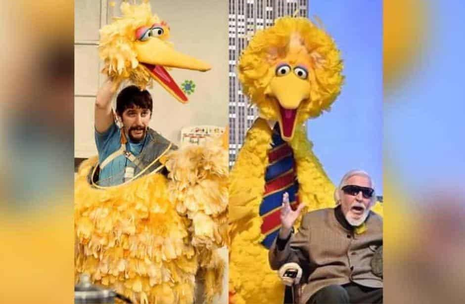 A los 85 años, muere actor original de Big Bird