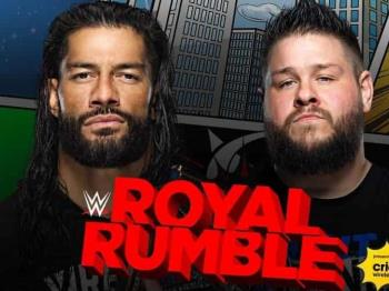 Será Roman Reigns vs Kevin Owens en Royal Rumble