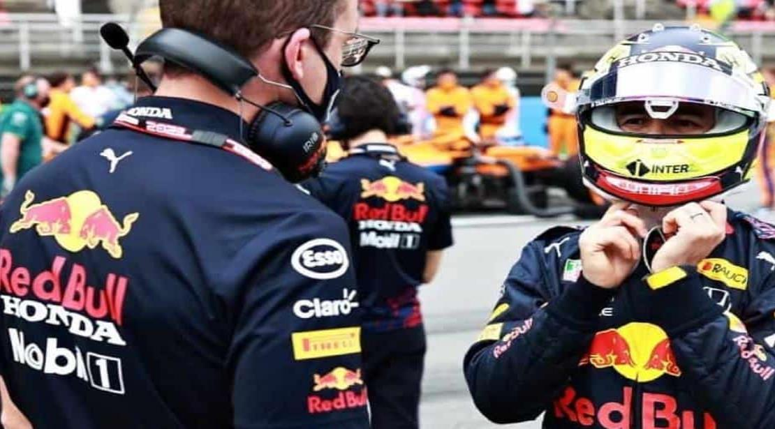 """Pide """"Checo"""" paciencia con Red Bull Racing"""